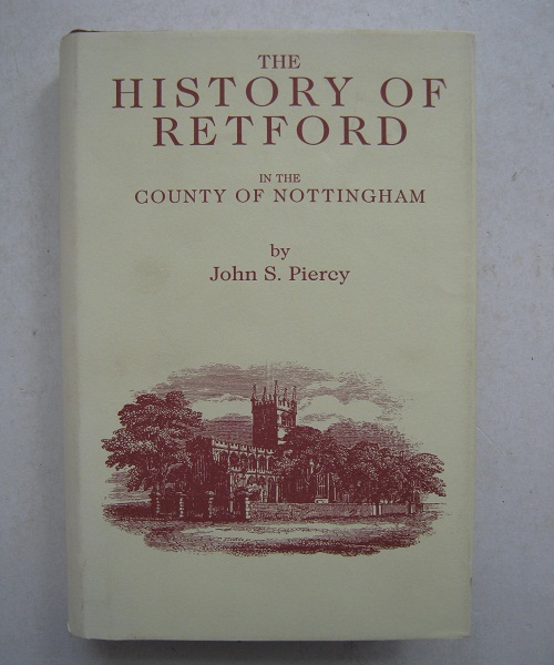 Image for The History of Retford (Nottinghamshire Historical Reprints) :