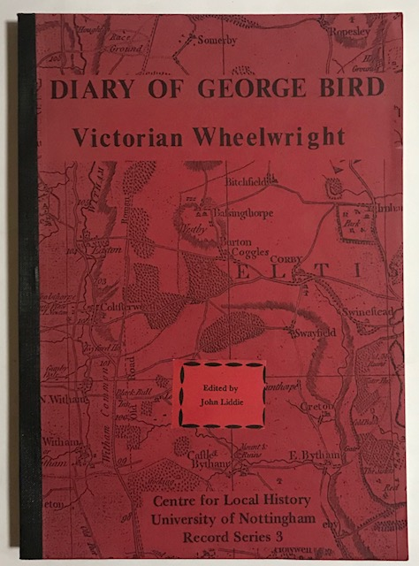 Image for The Diaries of George Bird, :Victorian Wheelwright