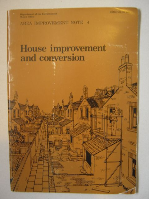 Image for House Improvement and Conversion :Area Improvement Note 4