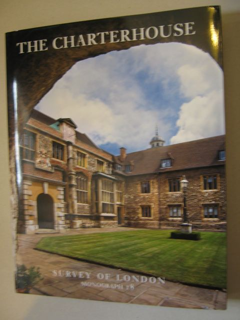 Image for The Charterhouse: Survey of London :(Paul Mellon Centre for Studies in British Art)
