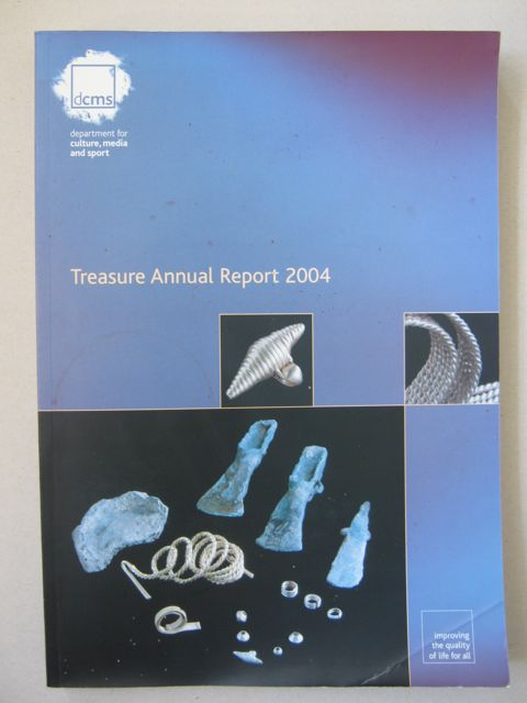 Image for Treasure Annual Report 2004 :1 January  - 31 December 2004