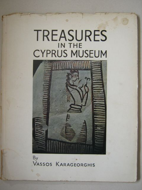 Image for Treasures in the Cyprus Museum :Picture Book No. 1