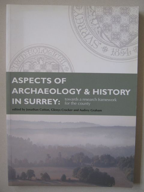 Image for Aspects of Archaeology and History in Surrey :towards a research framework for the county