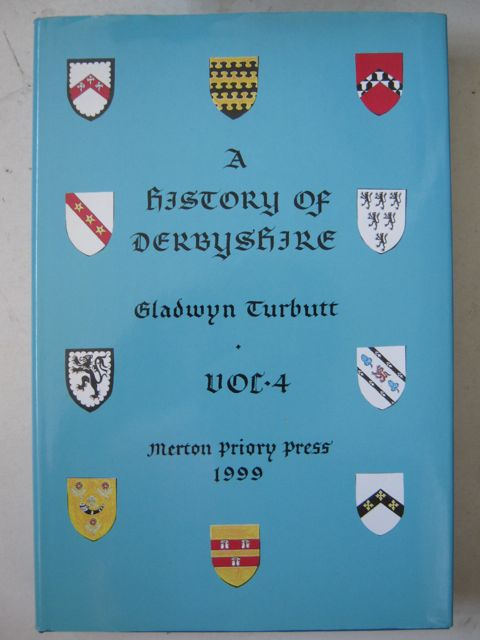 Image for A History of Derbyshire :Part Four, Modern Derbyshire