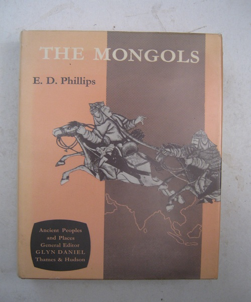 Image for The Mongols (Ancient Peoples and Places) :