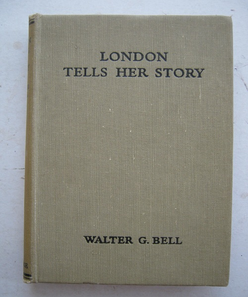 Image for London Tells Her Story :