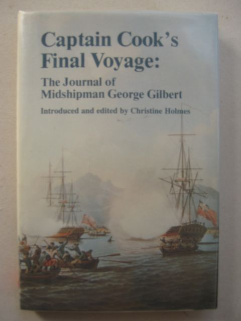Image for Captain Cook's Final Voyage :The Journal of Midshipman George Gilbert