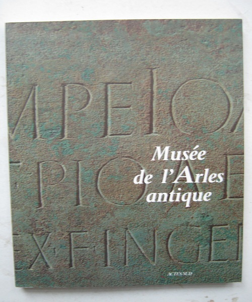 Image for Musee de l'Arles antique :