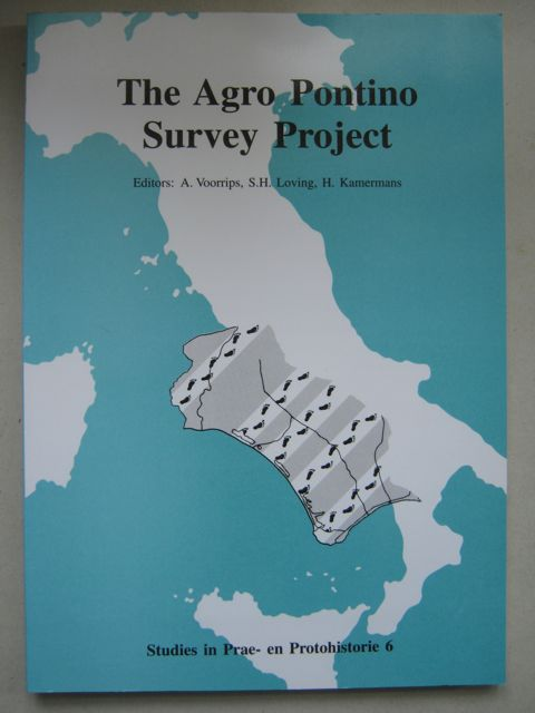 Image for The Agro Pontino Survey Project :