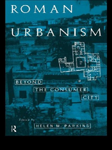 Image for Roman urbanism :Beyond the consumer city