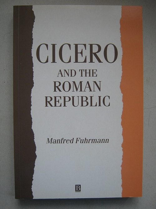 Image for Cicero and the Roman Republic :