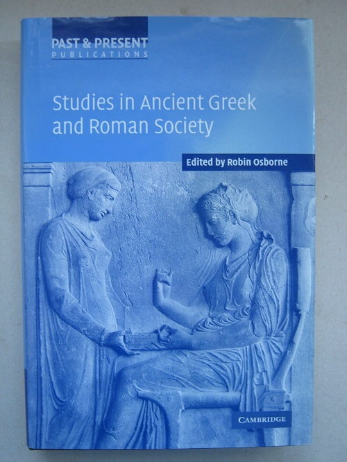 Image for Studies in Ancient Greek and Roman Society :
