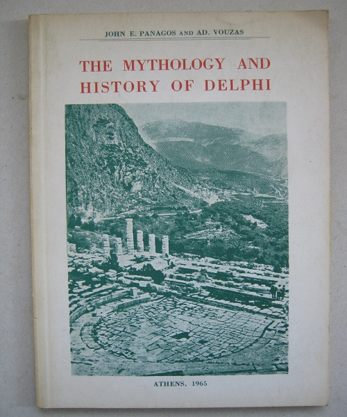 Image for The Mythology and History of Delphi :