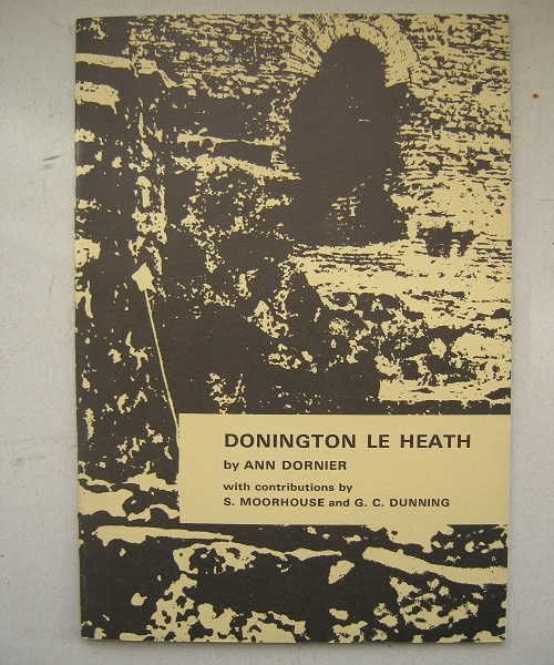 Image for Donington Le Heath :