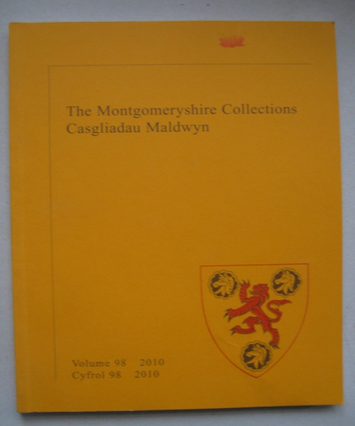 Image for The Montgomeryshire Collections :Journal of the Powysland Club, Vol. 98 2010