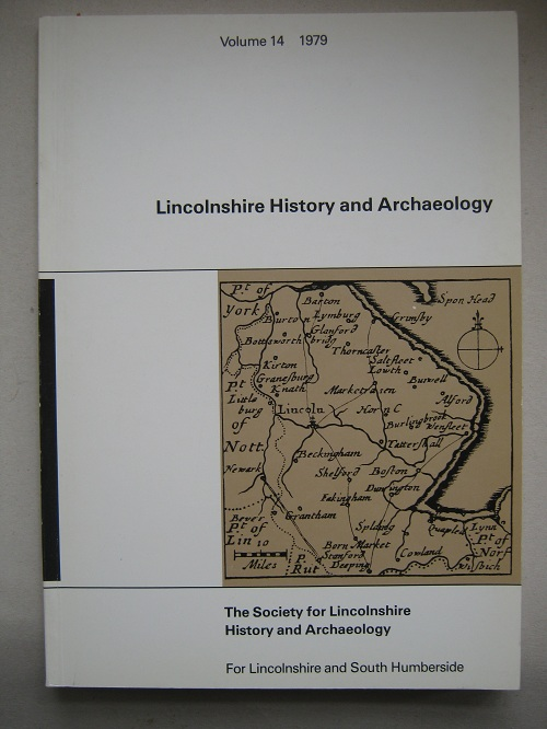 Image for Lincolnshire History and Archaeology :Volume 14, 1979