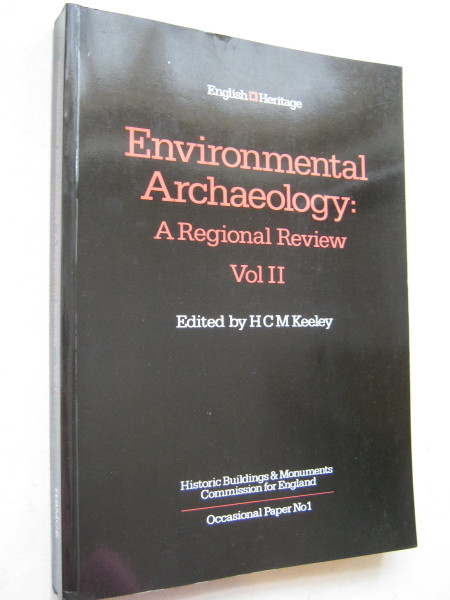 Image for Environmental archaeology, a regional review Vol II :(Occasional Papers 1)