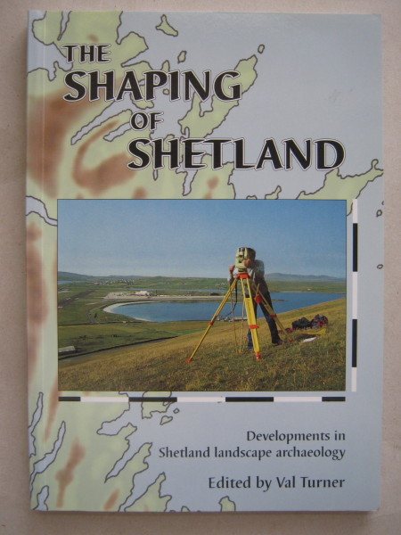 Image for The Shaping of Shetland :