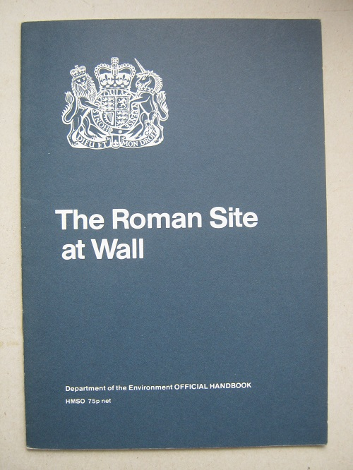 Image for The Roman Site at Wall, Staffordshire :