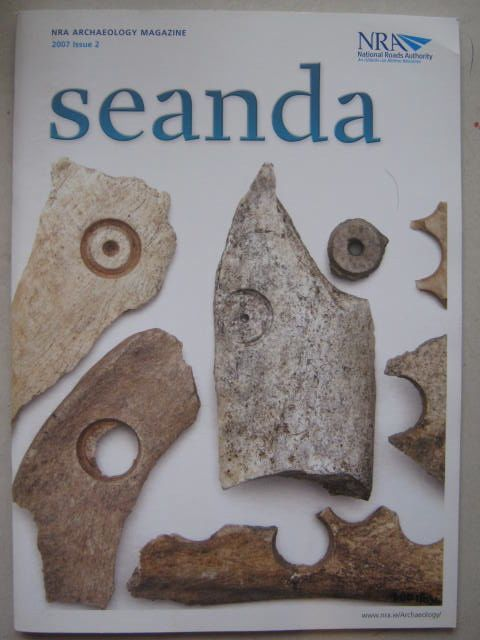 Image for Seanda :NRA Archaeology Magazine, 2007 Issue 2