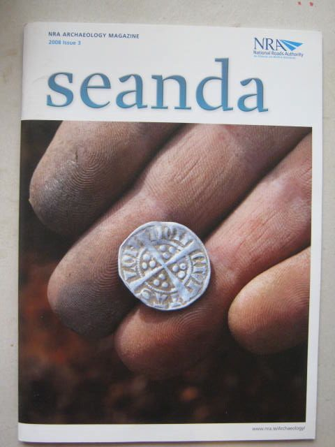 Image for Seanda :NRA Archaeology Magazine, 2008 Issue 3