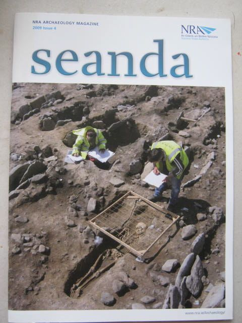 Image for Seanda :NRA Archaeology Magazine, 2009 Issue 4