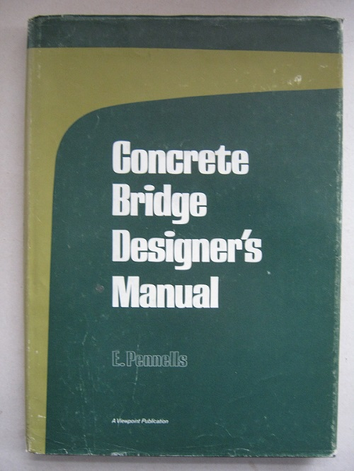Image for Concrete Bridge Designer's Manual :