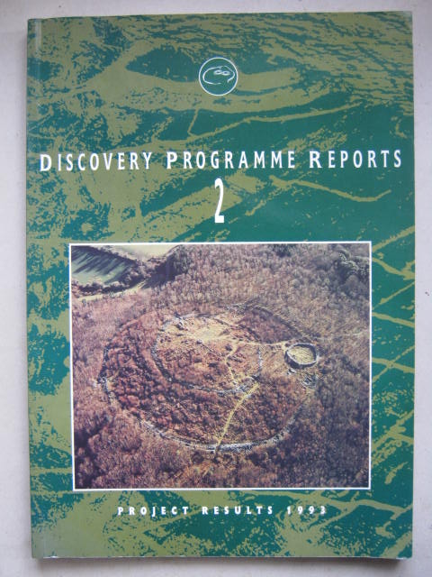 Image for Discovery Programme Reports: 2 :Project Results 1993