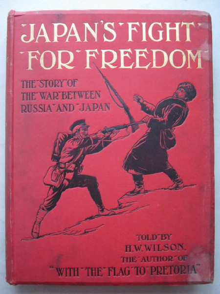 Image for Japan's fight for freedom (Vol 3) :the story of the war between Russia and Japan