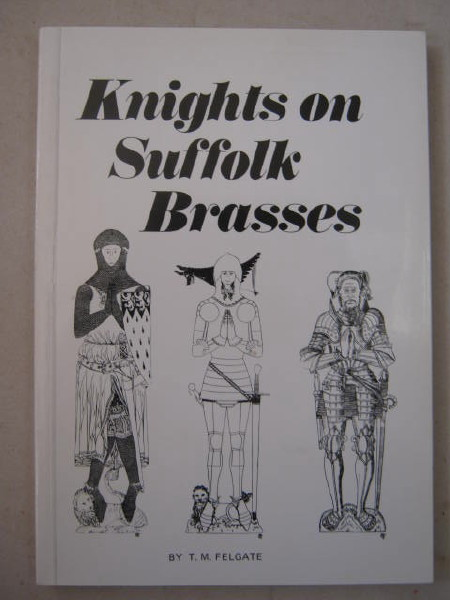 Image for Knights on Suffolk Brasses :