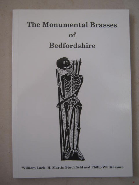Image for The Monumental Brasses of Bedfordshire :