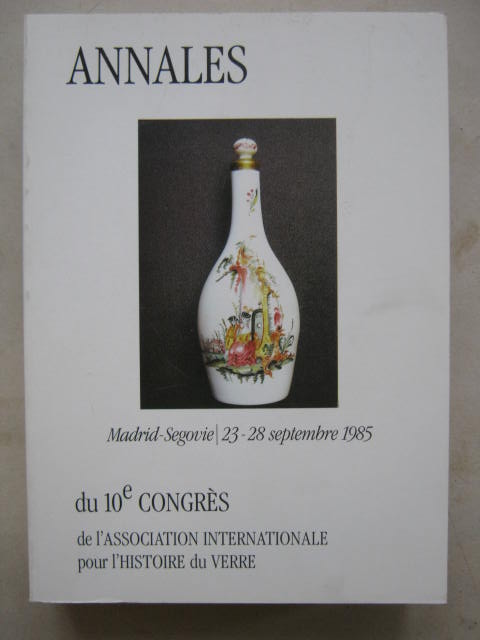 Image for Annales du 10e Congress :Madrid-Segovie/ 23-28 Septembre 1985