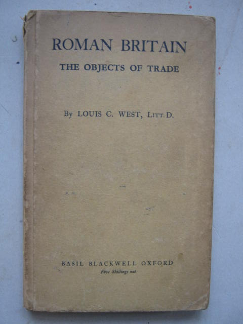 Image for Roman Britain :Objects of the Trade
