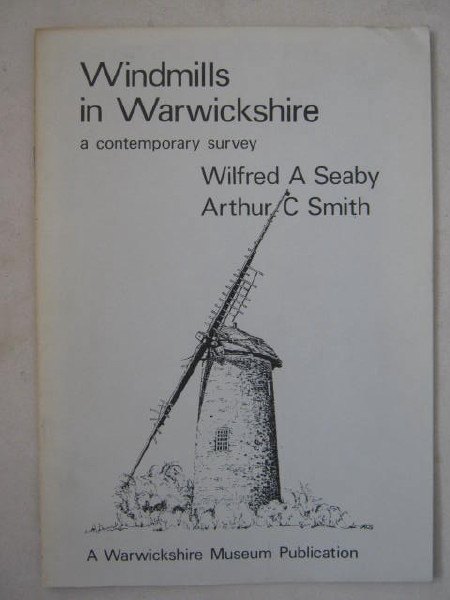Image for Windmills in Warwickshire :a contemporary survey