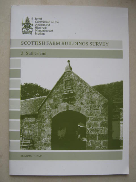 Image for Scottish Farm Buildings Survey: 3 - Sutherland :