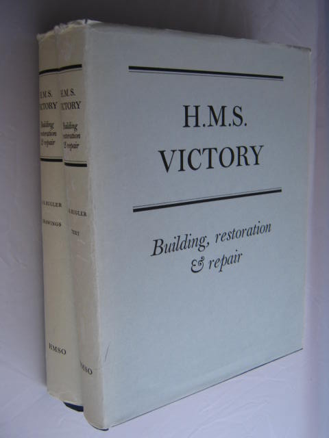 Image for H.M.S. Victory :Building, restoration & repair, Text & Illus