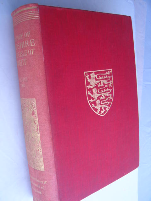 Image for The Victoria History of the Counties of England :Hampshire and the Isle of Wight, Volume II