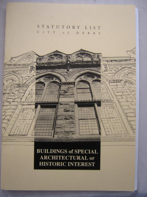 Image for Buildings of Special Architectural or Historic Interest :