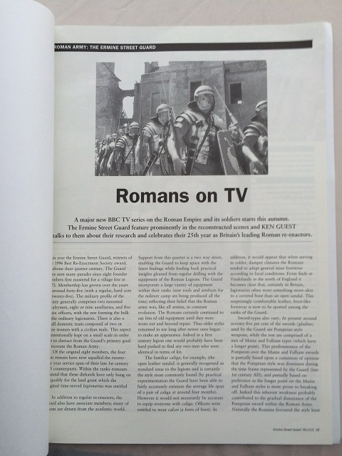 Image for Romans on TV :