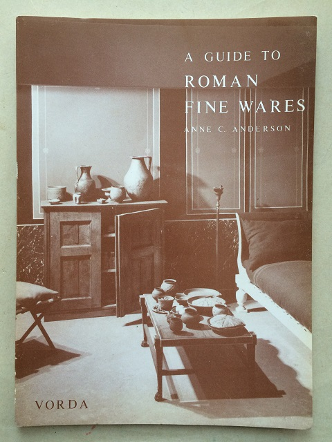 Image for A Guide to Roman Fine Wares :