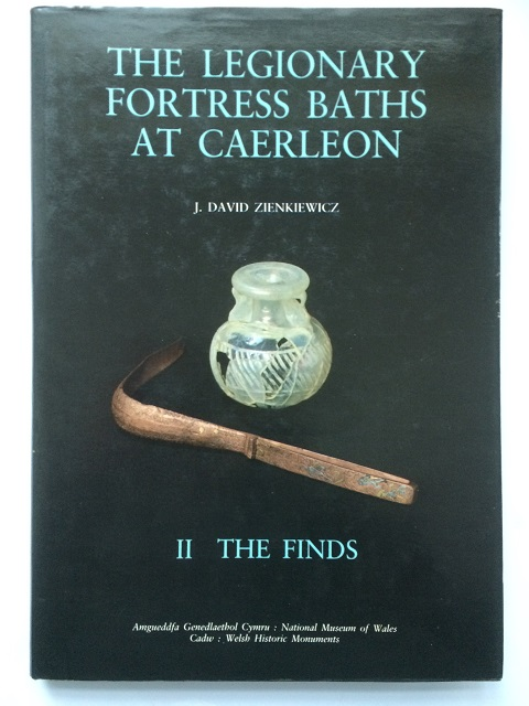 The Legionary Fortress Baths at Caerleon :II: The Finds