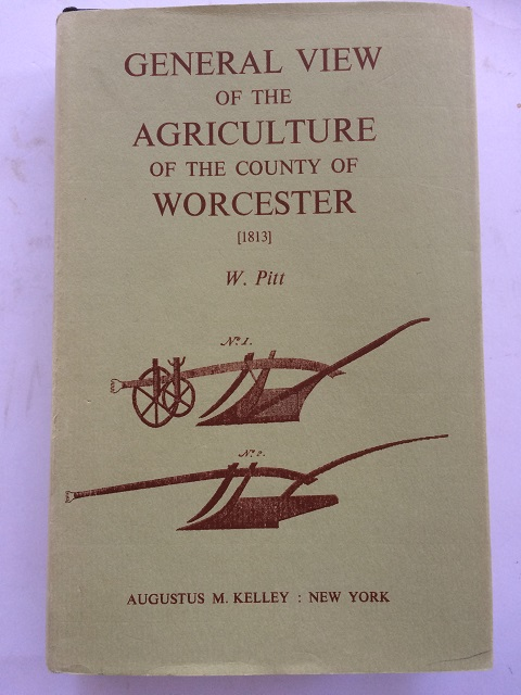 Image for General View of the Agricultural of the County of Worcester :with Observations on the Means of Its Improvement