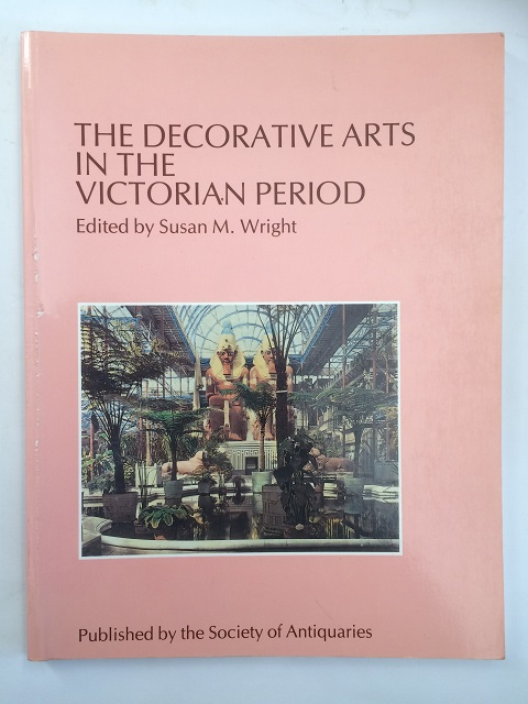 Image for The Decorative Arts in the Victorian Period :