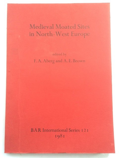 Image for Medieval Moated Sites in North-West Europe :