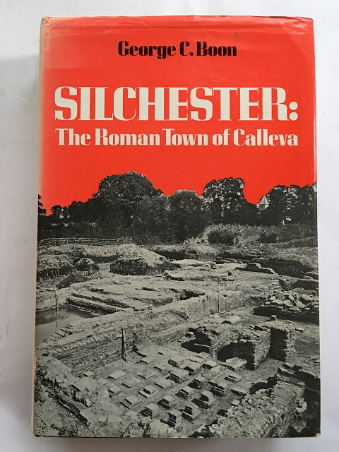 Image for Silchester :The Roman Town of Calleva