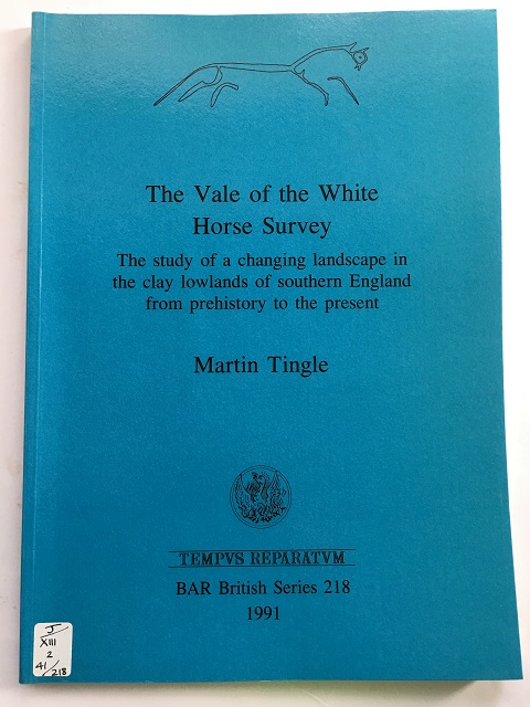 Image for The Vale of the White Horse Survey :