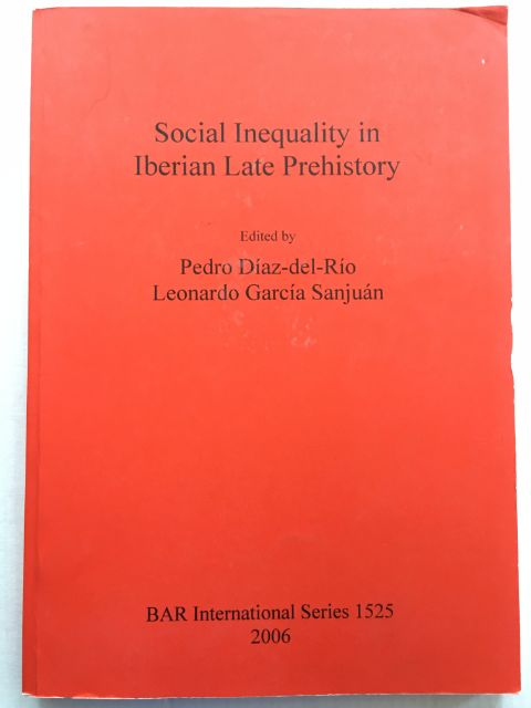 Image for Social Inequality in Iberian Late Prehistory :