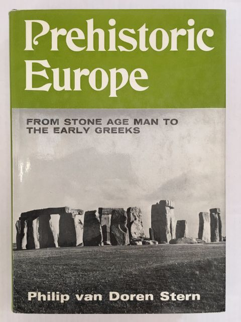 Prehistoric Europe :From Stone Age Man to the Early Greeks