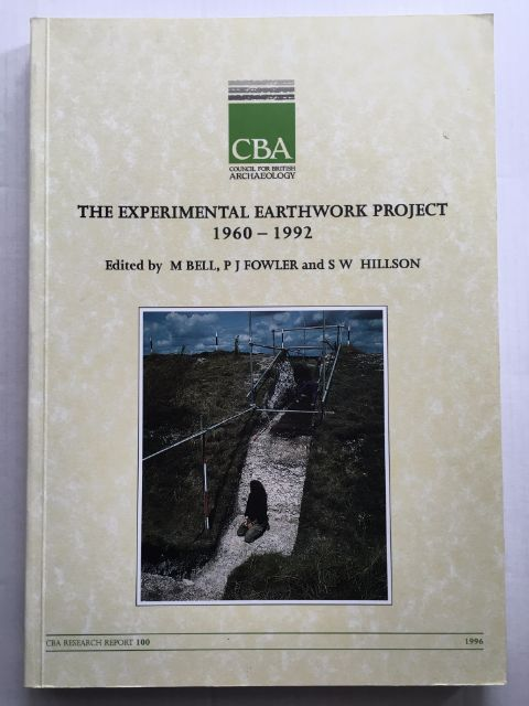 Image for The Experimental Earthwork Project, 1960-1992 :
