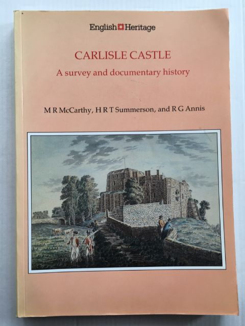 Image for Carlisle Castle :A survey and documentary history